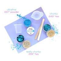 Eco-Glitter Mix - Andromeda